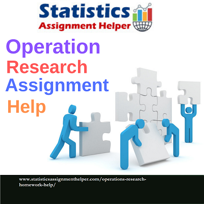 Operation Research Assignment Help